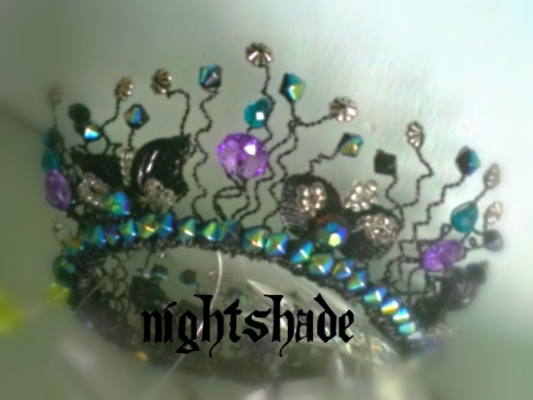 Nightshade crown